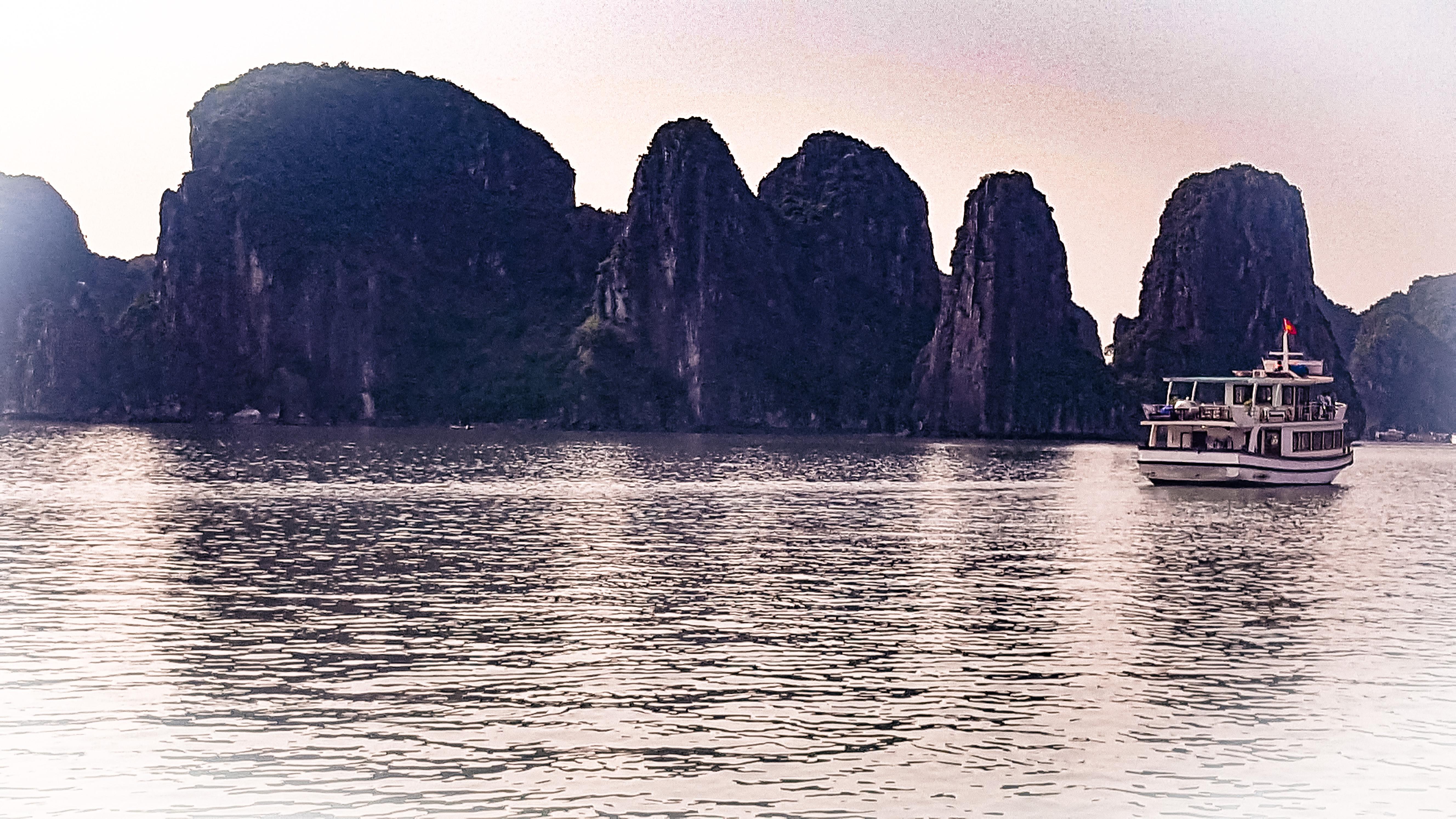 Vietnam gita alla Baia di Halong