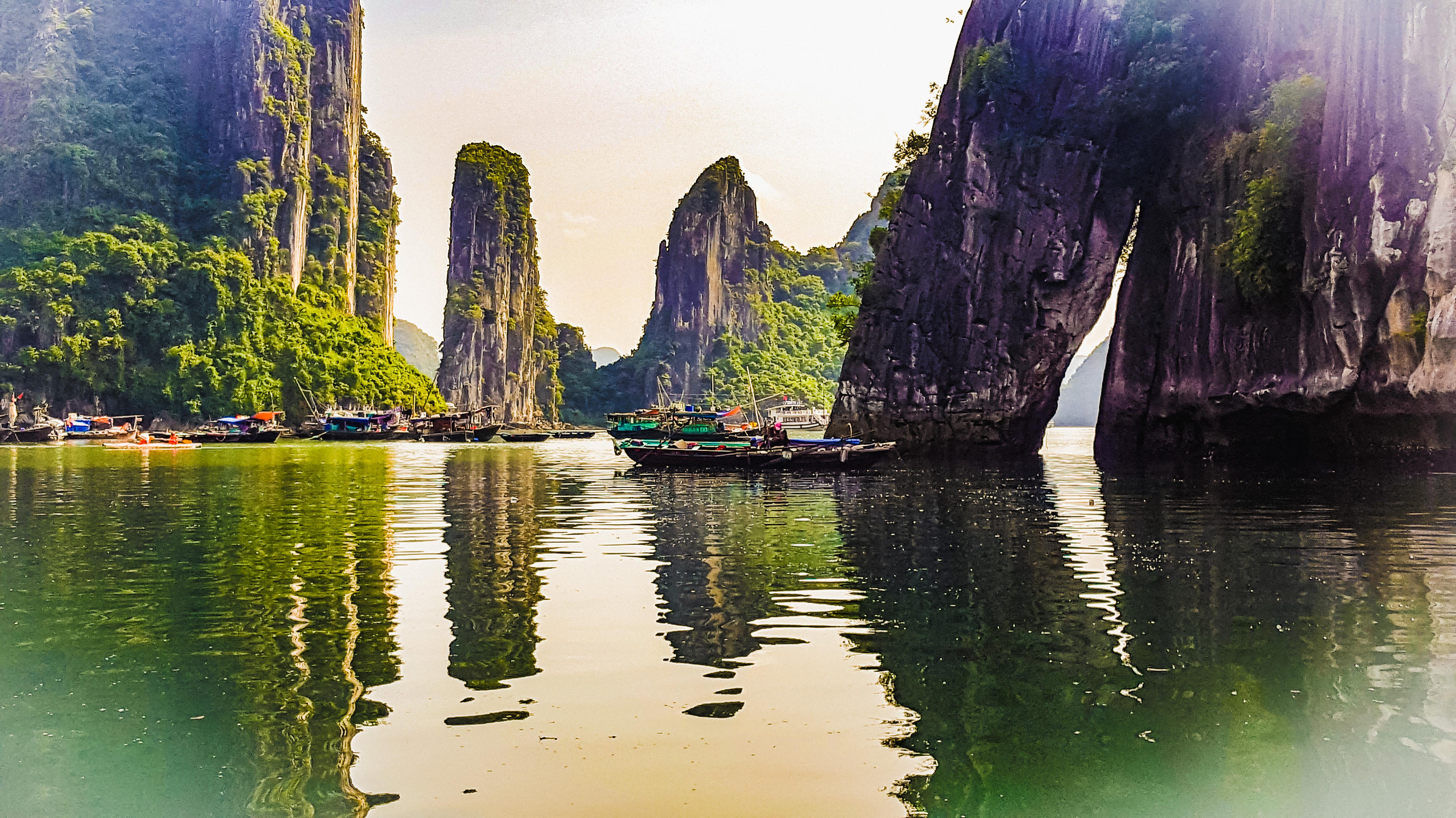 Vietnam Baia di Halong