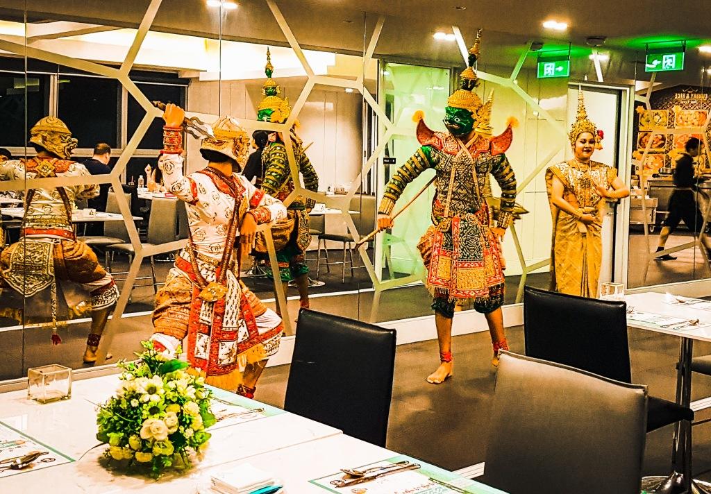 Ristorante thailandese