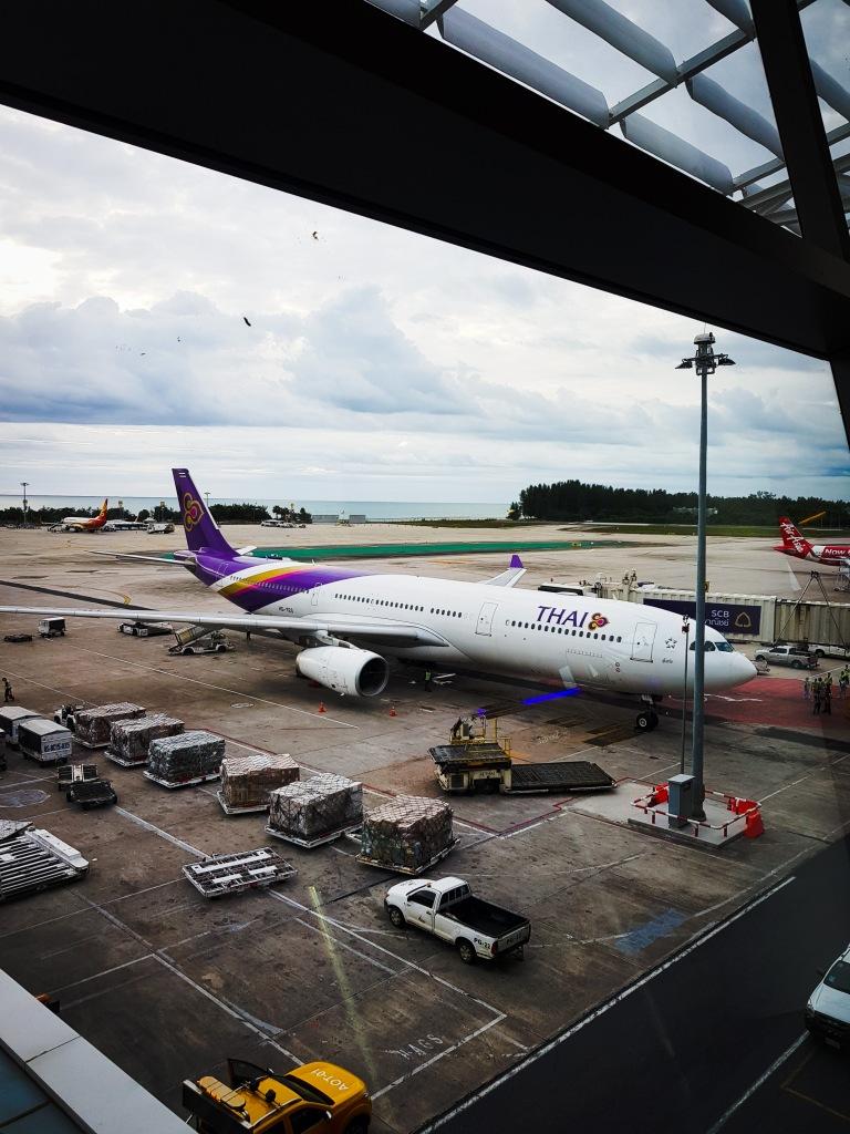 Aeroporto di BangKok  Suvarnabhumi