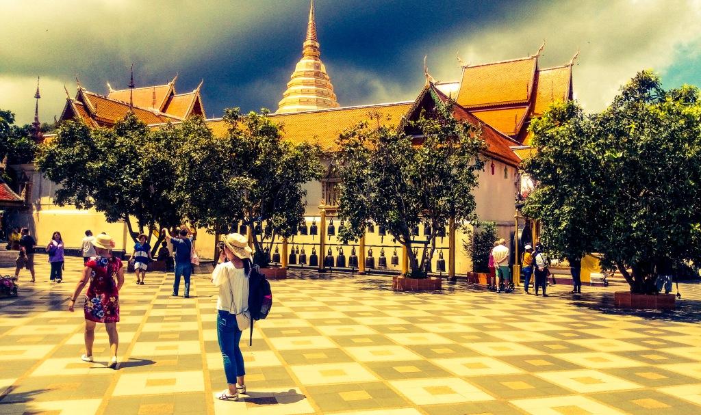 Chiang Mai Thailandia  Wat Phrathat Doi Suthep