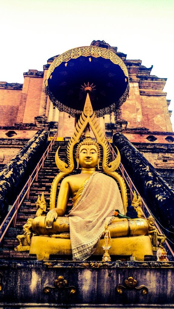Chiang Mai tempio Wat Chedi Luang