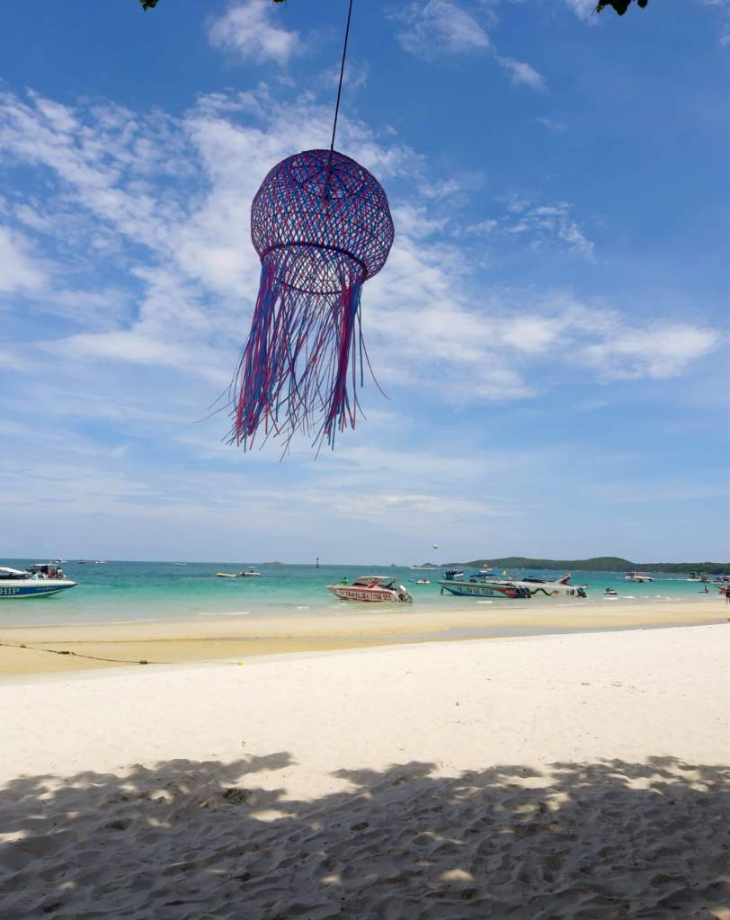 Koh Samet and August perfect climate