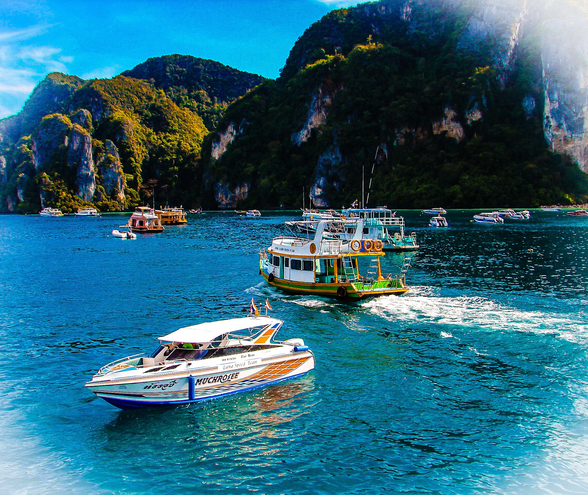 Mare di Phi Phi Island