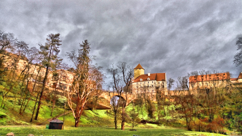 Castello di Veveri