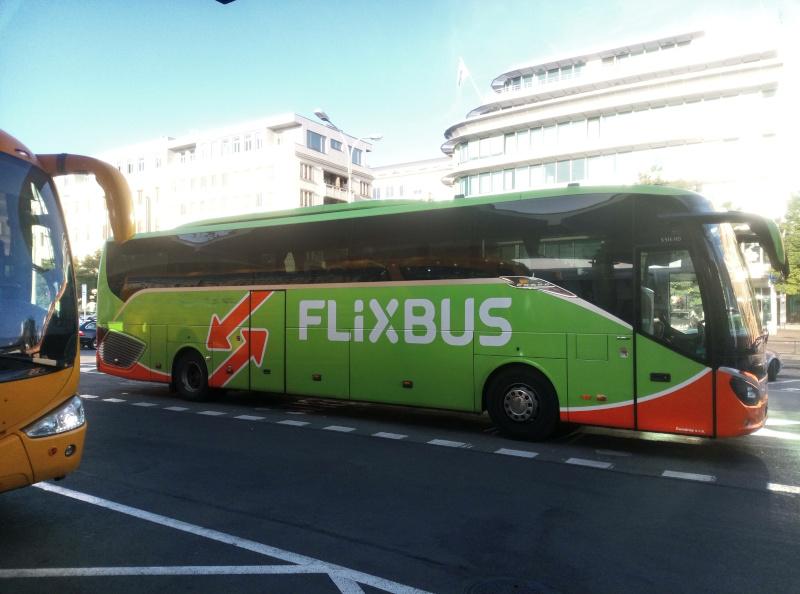 Flixbus comodo per viaggiare in tutta Europa