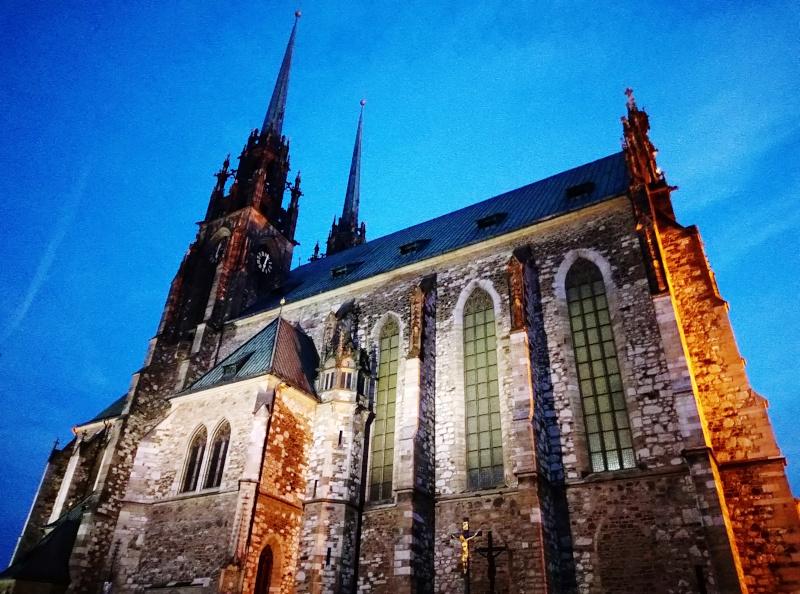 Cattedrale dei Santissimi Pietro e Paolo Brno
