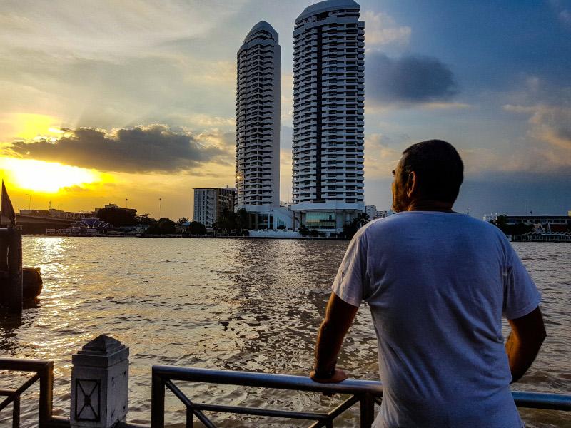Bangkok la magnifica capitale della Thailandia