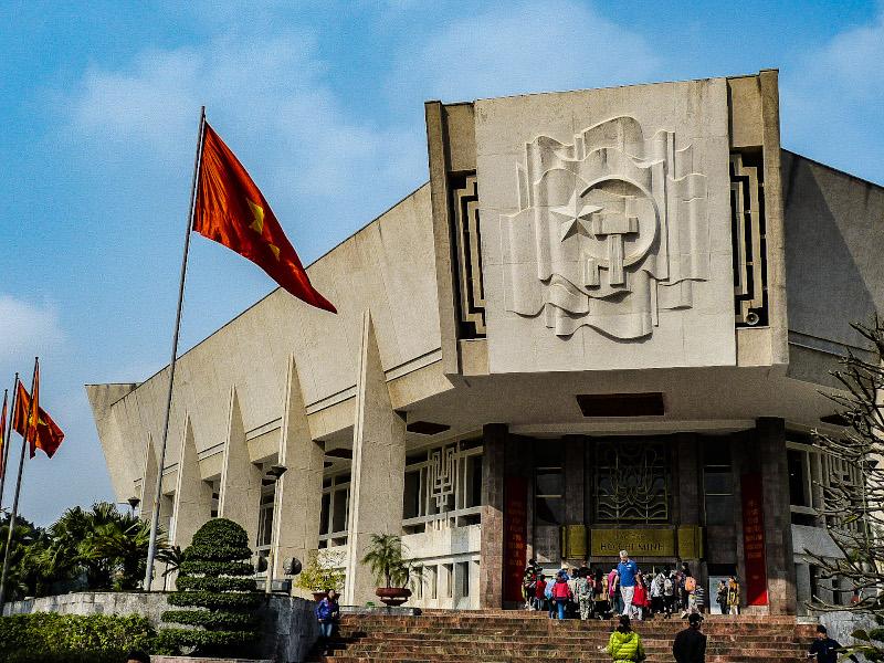 Museo di Ho Chi Minh