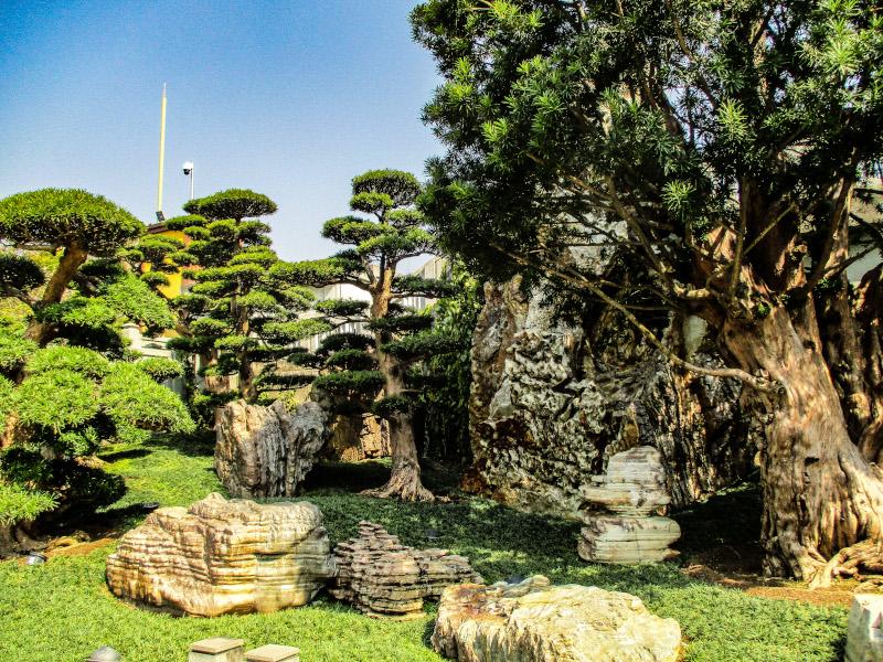 Hong Kong: Nan Lian Garden