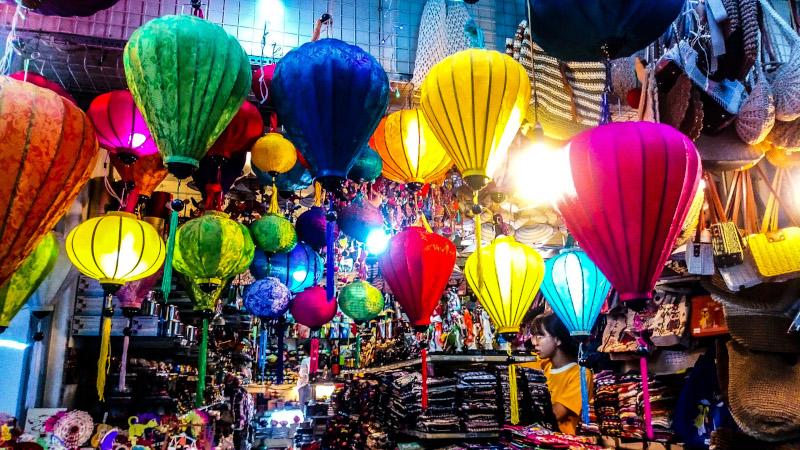 Negozio di souvenir Hanoi