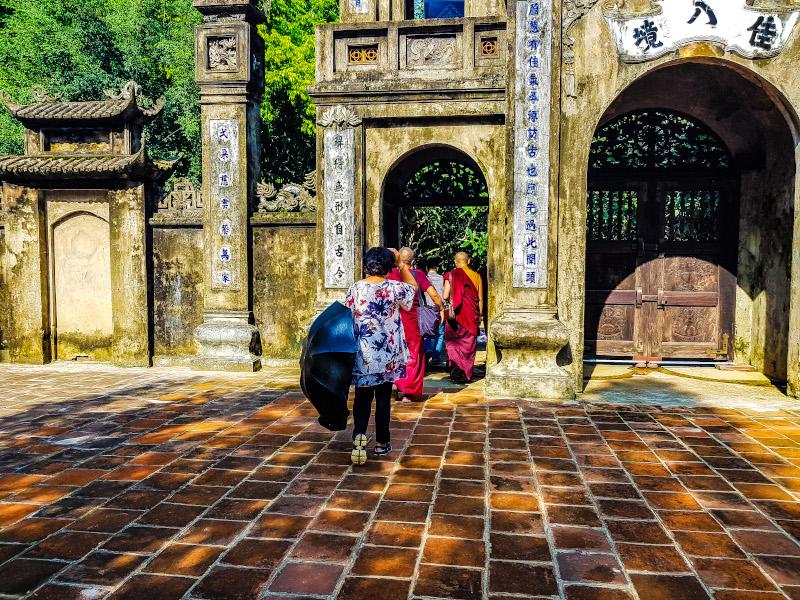 Pagoda di Thien Tru