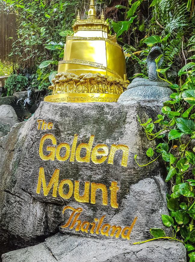 Wat Saket: The Golden Mount Bangkok