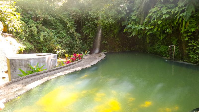 Antiche acque termali Bali