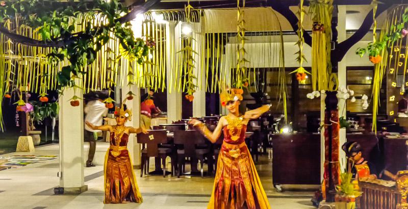 Danze tipiche balinesi