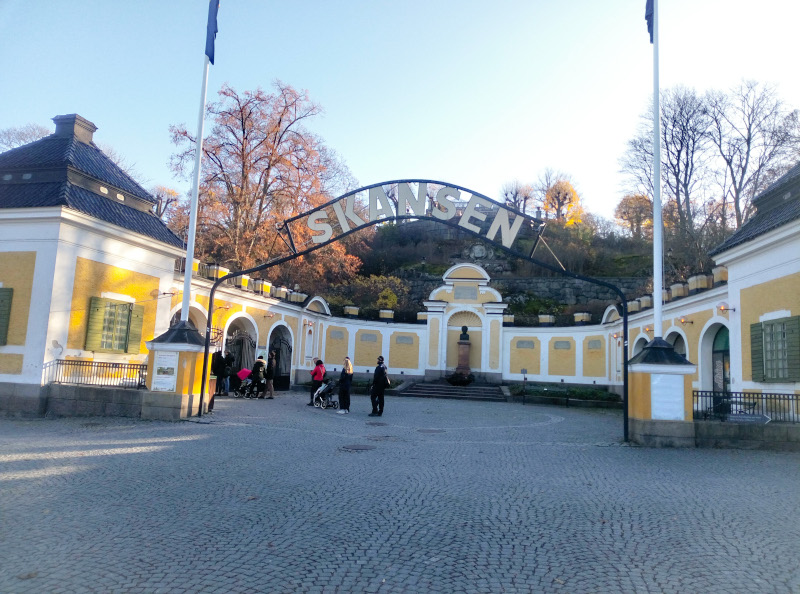 Stoccolma - Museo - Skansen