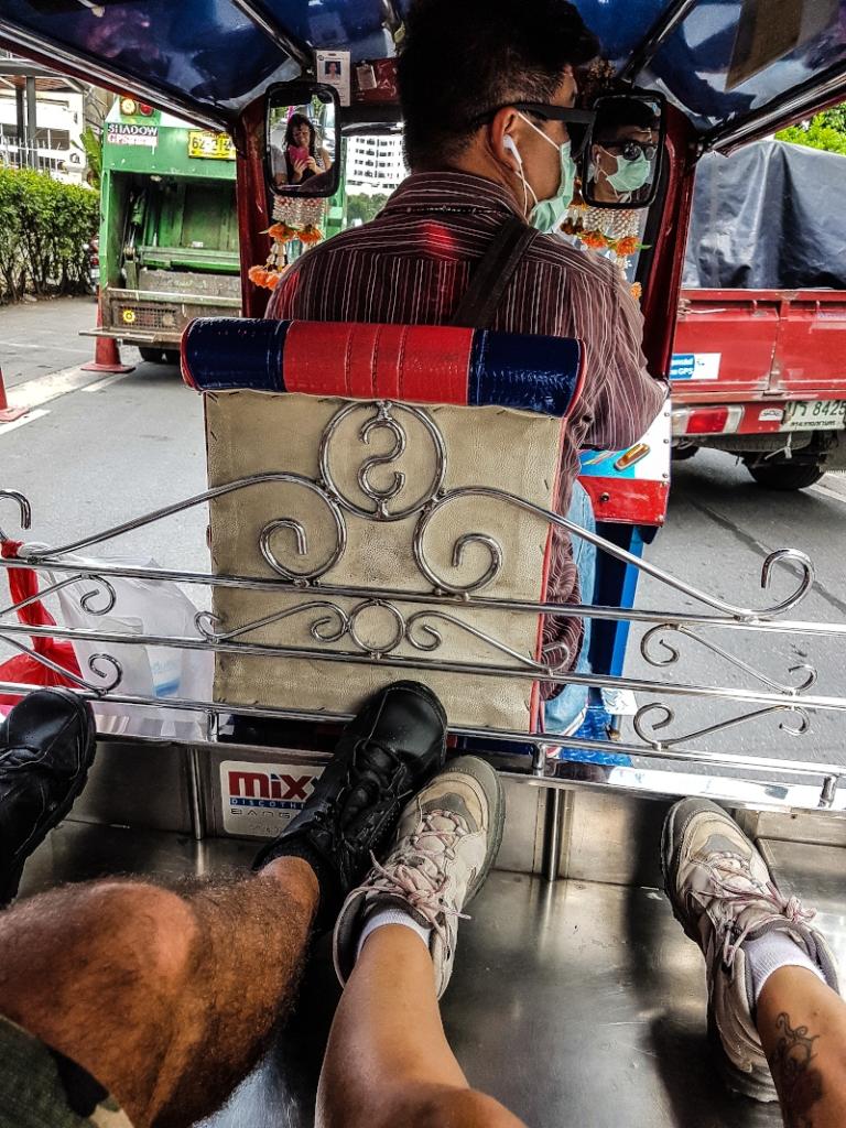 Come puoi muoverti in autonomia in Thailandia