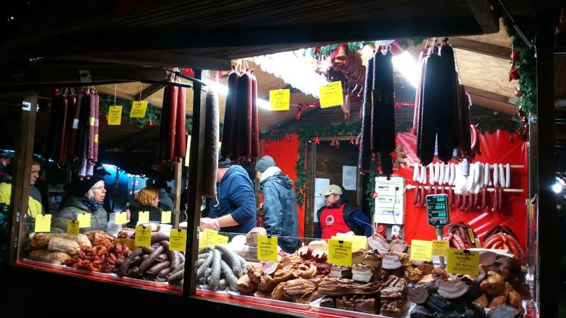 I mercatini di Natale a Brno.