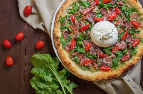Pizza 4P's Ly Quoc Su