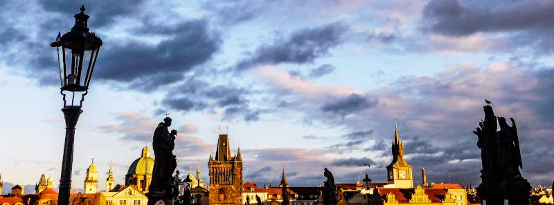 Praga - Ponte-Carlo