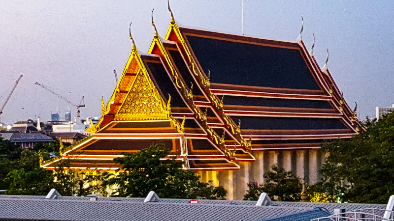 Hotel a Bangkok panoramica su dove dormire