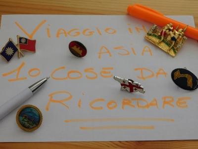 Viaggio in Asia: dieci cose da ricordare