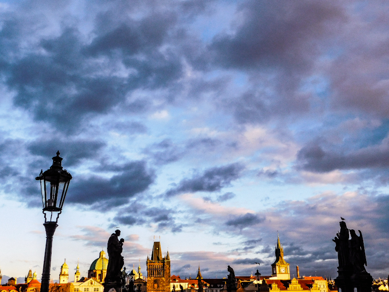 Weekend romantico a Praga