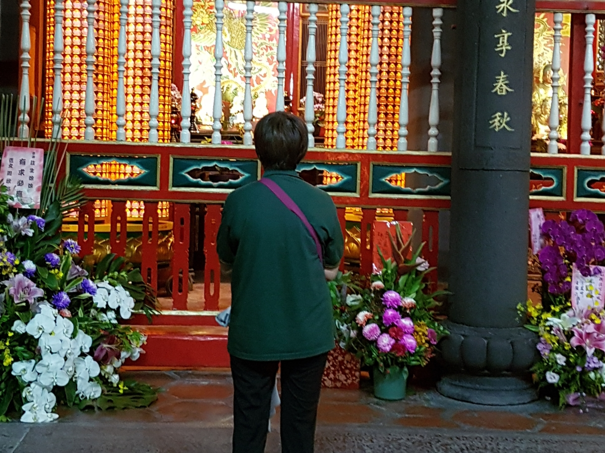 Taiwan tre Aprile; Tomb Sweeping Day holiday