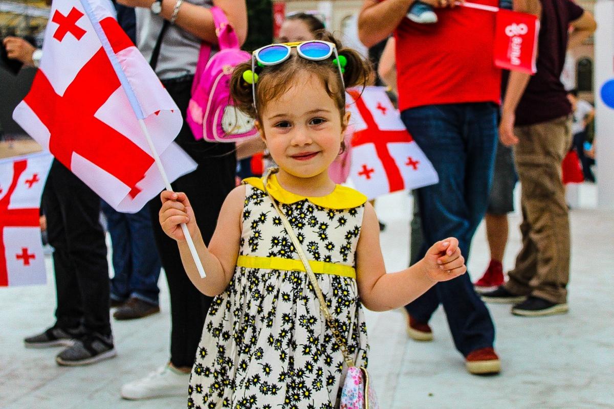 Georgia tre marzo: si festeggia il Mothers' Day