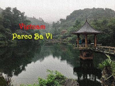 Parco nazionale Ba Vì Vietnam