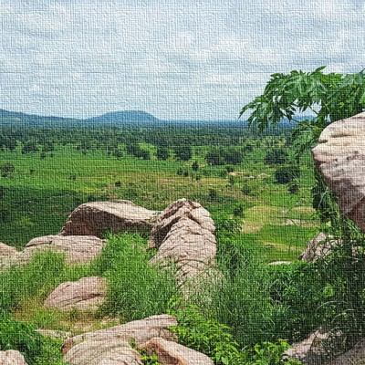 Le pietre di Peung Tanon, magica Cambogia