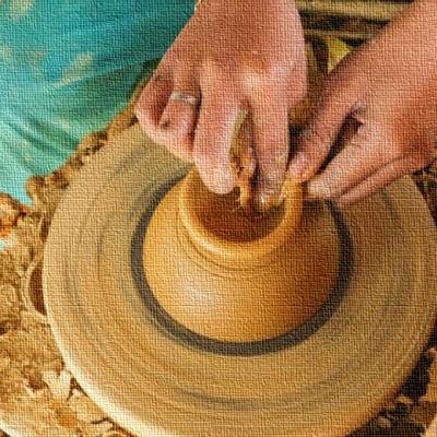 Cambogia, Il villaggio di ceramiche di Kampong Chhnang