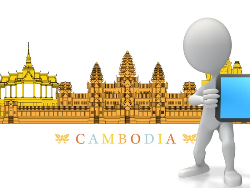 Nuova procedura registrazione stranieri Cambogia