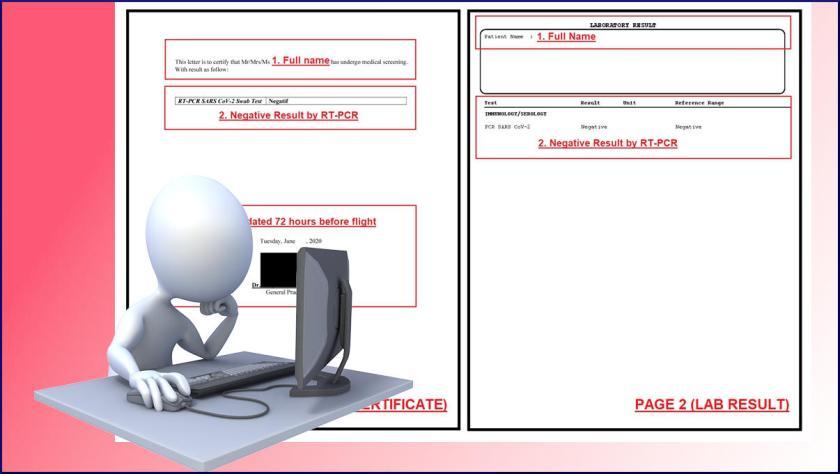 Certificato sanitario gratuito Covid-19 per la Thailandia cosa è