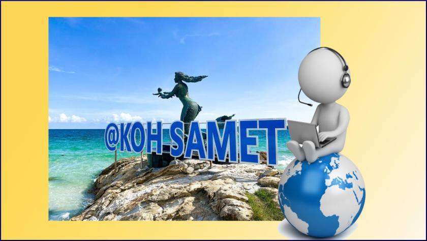 L'isola delle sirene in Thailandia, Koh Samet